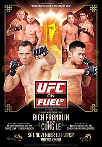 UFC on Fuel TV 6: Franklin vs. Le