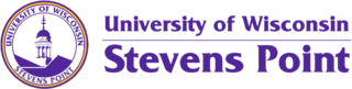 UW–Stevens Point logo