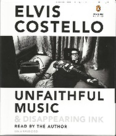 Picture of a book: Unfaithful Music & Disappearing Ink