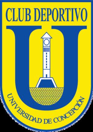 C.D. Universidad de Concepción - Image: Universidad concepcion