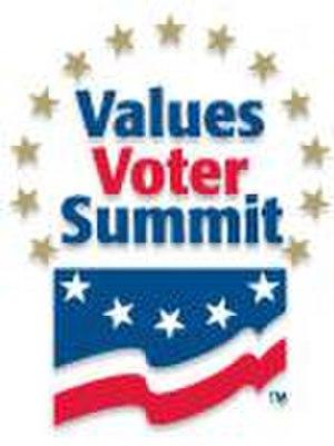 Values Voter Summit - Image: Values Voters