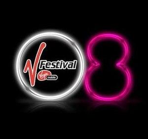 V Festival (Australia) - Image: Vfestival 08