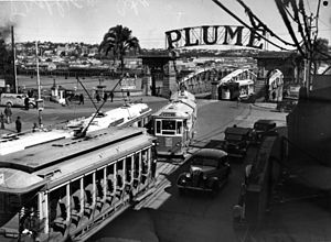 Trams in Brisbane - Even during the Great Depression in the 1930s Brisbane's trams ran at a profit
