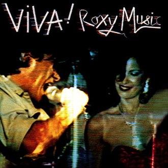 Viva! (Roxy Music album) - Image: Viva cover