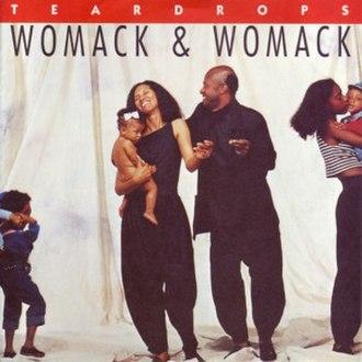 Teardrops (Womack & Womack song) - Image: W&W Teardrops