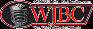 WJBC-FM - Image: WJBC station Logo
