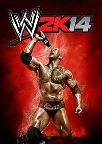 WWE 2K14 Cover Art