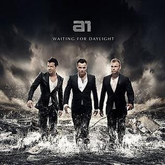 Waiting for Daylight (A1 album) - Image: Waiting a 1