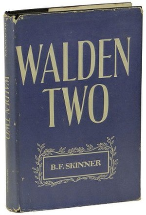 Walden Two - First edition