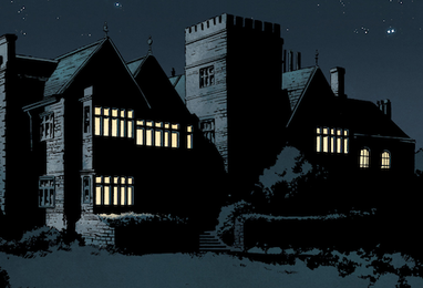 Wayne Manor Batman Vol 3 16
