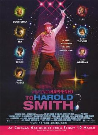 Whatever Happened to Harold Smith? - Image: Whatever Happened to Harold Smith poster