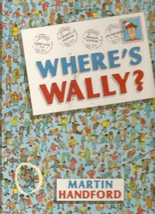 Whertes Waldo Book For Kids