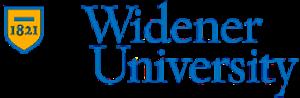 Widener University - Widener Logo