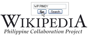 Wikipedia Philippine Collaboration Project Logo.PNG
