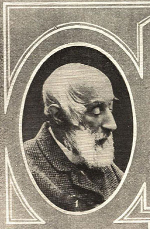 William Thomas Berger - Missionary Director and Rice Starch Manufacturer