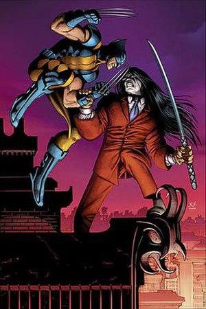 Gorgon (Tomi Shishido) - Image: Wolverine 30
