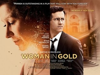 <i>Woman in Gold</i> (film) 2015 British drama film directed by Simon Curtis