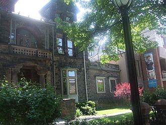 Woodsworth College, Toronto - Woodsworth College
