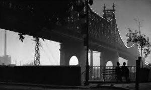 Manhattan (film) - The bridge shot