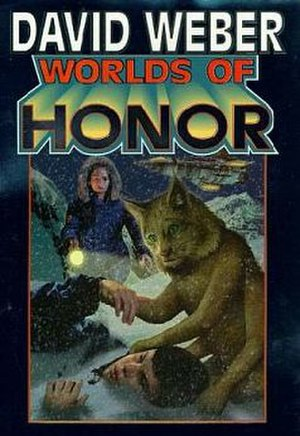 Worlds of Honor - First edition cover art
