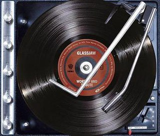<i>Worship and Tribute</i> 2002 studio album by Glassjaw