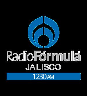 XEDKN-AM - Image: XEDKN radioformula 1230 logo