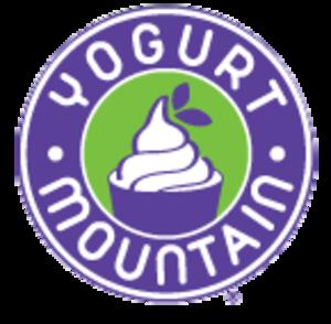 Yogurt Mountain - Image: Yogurt Mountain logo