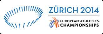 2014 European Athletics Championships - Image: Zürich 2014logo