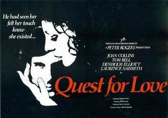 "Quest for Love (1971 film) - Image: ""Quest For Love"" (1971)"