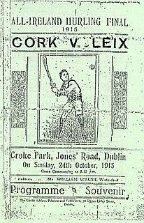 1915 All-Ireland Senior Hurling Championship Final