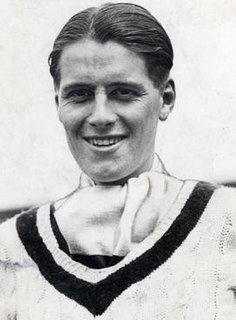 Godfrey Rampling British athlete