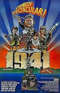 <i>1941</i> (film) 1979 film by Steven Spielberg