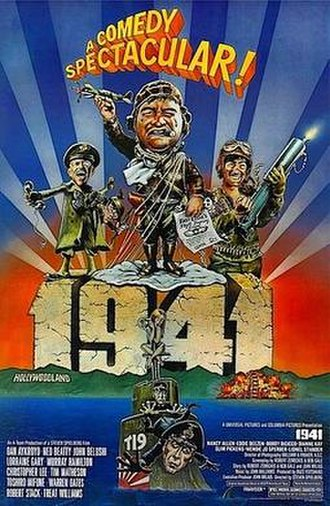 1941 (film) - Theatrical release poster
