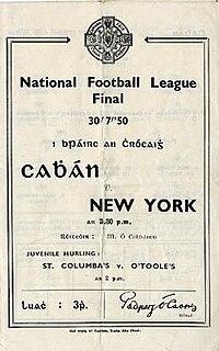 1949–50 National Football League (Ireland)