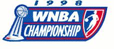 1998 WNBA Finals logo