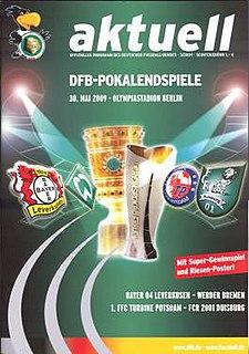 2009 DFB-Pokal Final
