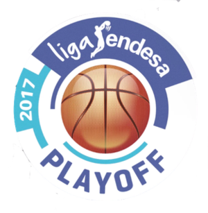 2017 ACB Playoffs - Image: 2017 ACB Playoffs logo