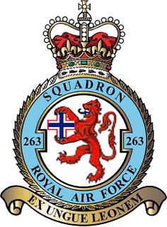No. 263 Squadron RAF