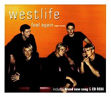 Westlife — Fool Again (studio acapella)