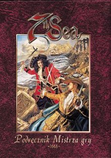 7th Sea (role-playing game) - Wikipedia