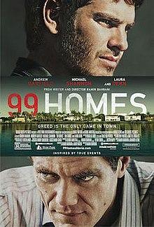 99 Homes Movie Poster.jpg