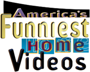 America's Funniest Home Videos - Main logo, used from 1998 to 2015