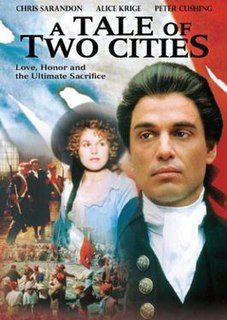 <i>A Tale of Two Cities</i> (1980 film) 1980 US TV film