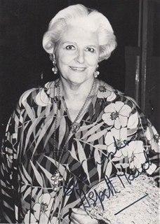 Elspeth March British actress