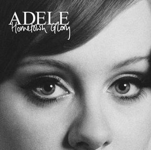 Hometown Glory - Image: Adele Hometown Glory (Re Release)