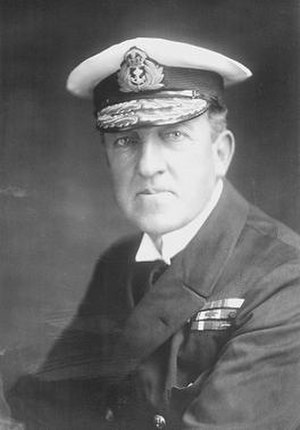 John Kelly (Royal Navy officer) - Sir John Kelly