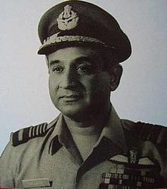 Idris Hasan Latif - Image: Air Chief Marshal Idris Hasan Latif