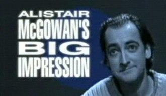 The Big Impression - Title card from series 1