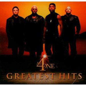 Greatest Hits (All-4-One album) - Image: All 4 One Greatest Hits