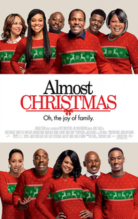 <i>Almost Christmas</i> (film) 2016 film by David E. Talbert